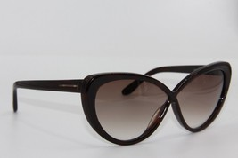NEW TOM FORD TF 253 52F MADISON GRADIENT SUNGLASSES AUTHENTIC 63-10 W/CASE - $167.37