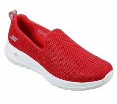 Skechers Shoes Red Go Walk Joy Women Sport Soft Casual Slipon Comfort Me... - $39.99