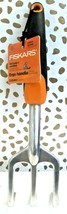 Fiskars Cultivator Soil Prep & Weeding Ergo handle ,   new with tags  -store image 1