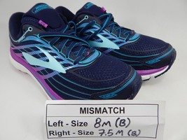 MISMATCH Brooks Glycerin 15 Women's Shoes Sz US 8 M (B) Left & 7.5 M (B) Right