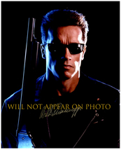 Arnold Schwarzenegger Signed Autographed Photo w/ Certificate Of Authenticity 05 - $125.00