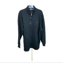 Polo Ralph Lauren Estate Rib Half Zip Sweater Size: 2XB - $50.00