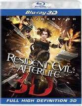 Resident Evil: Afterlife (Blu-ray + 3D)
