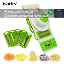 Mandoline Peeler Grater Vegetables Cutter tools with 5 Blade Carrot Grat... - $14.01