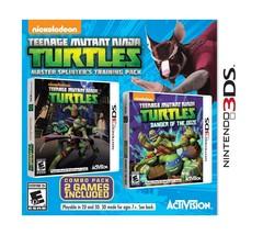 Teenage Mutant Ninja Turtles Master Splinter's Training Pack - Nintendo 3DS - $36.63