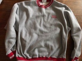 Martha's Vineyard Vintage USA Sweatshirt Mint Crossgrain Lee Reverse Wea... - $32.30