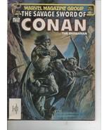The Savage Sword of Conan the Barbarian #83  Marvel Magazine Group Decem... - $8.33