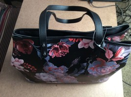Kenneth Cole Ladies Floral Tote Bag NWT - $32.36