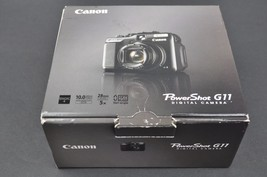 Canon G11 Digital Camera Empty Box with Manual ONLY EH0200 - $29.98