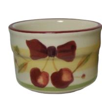 Hartstone Russet Apple Holiday Ramekin Trinket Custard Cup Votive Candle... - $12.08