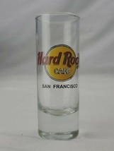 "Hard Rock Cafe 4"" Shot Glass SAN FRANCISCO (au) - $9.90"
