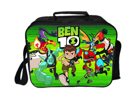 Ben 10 Lunch Box Summer Series Lunch Bag Pattern D - $19.99