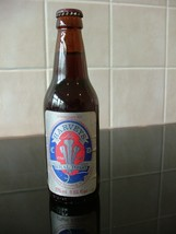 Vintage Royal Toast Harveys Ale 275ml Royal Wedding 1981 full bottle BL003 - $8.73