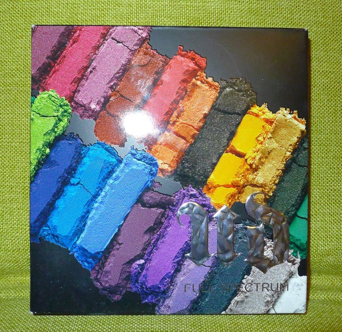 Urban Decay Urban Full Spectrum Eyeshadow Palette Limited Edition - $79.94