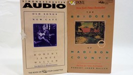 Lot of 2 Robert Waller The Bridges of Madison County + Old Songs in a Ne... - $9.40