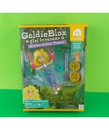 GoldieBlox girl inventor Zipline Action Figure - Ages 4+ #3174 - $20.55