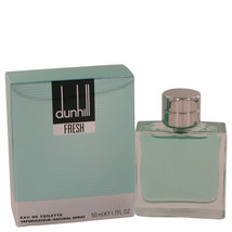 Dunhill Fresh by Alfred Dunhill 1.7 oz EDT Cologne Spray for Men New in Box - $39.85