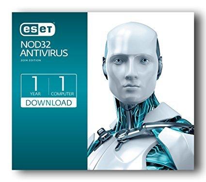 ESET Nod32 Antivirus 10 / 2017 / 1 User 0.5 Years for Windows for sale  USA
