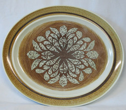 """Franciscan Nut Tree Oval Platter 13"""" by 11"""" - $31.57"""