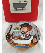 Red Skelton Freddie The Freeloader Collectible Plate Freddie in The Bath... - $33.65