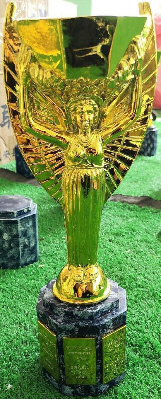 Primary image for Jules Rimet 1:1 Trophy Replica FIFA Football World Cup Soccer Award Prize Statue