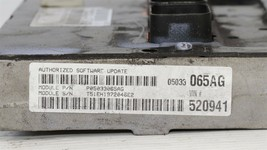 Dodge Chrysler Engine Control Unit Module ECU ECM P05033065AG image 2