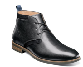 Florsheim Uptown Boot  Plain Toe Chukka Black 15167-001 - $108.00