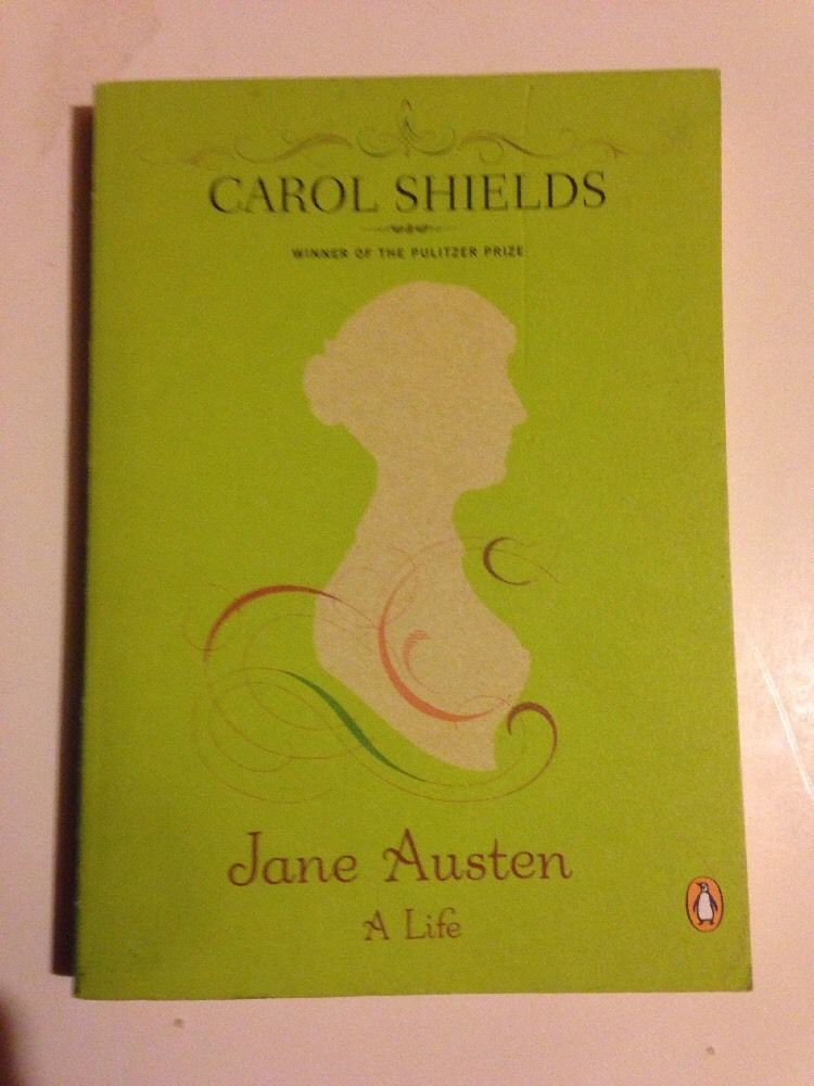 Jane Austen A Life By Carol Shields 2005 And 39 Similar Items