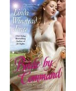 Bride by Command by Linda Winstead Jones (2009 Hardback) - $8.00