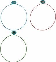 Water Sports Swim Thru Rings (3 Pack) - Adjustable Floating Rings image 2