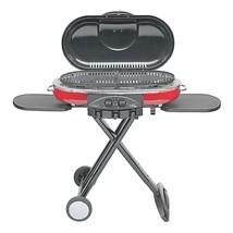 Coleman Road Trip LXE Portable 2-Burner Propane Grill 20,000 BTU RED - £173.93 GBP