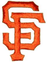 San Francisco Giants Baseball MLB Iron On Patch Embroidered Team Logo 2.... - $2.75