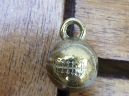 Vintage  Basketball  Charm  for charm bracelets                 2 - $9.89