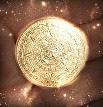 Haunted Antique Pin Alexandria Queen Of Time Master Time Highest Light Magick - $11,000.77