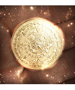 HAUNTED ANTIQUE PIN ALEXANDRIA  QUEEN OF TIME MASTER TIME HIGHEST LIGHT ... - $11,000.77