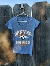 Nfl Denver Broncos Womens Top Size Small - $10.00