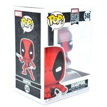 Funko Pop! Marvel 80 Years Deadpool First Appearance #546 Vinyl Bobble-Head image 5