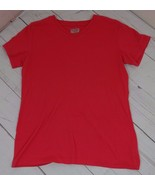 Champion Girls Pink Duo Dry Short Sleeve Shirt Size XL - A1608 - $5.57