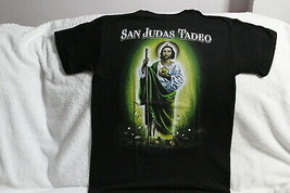SAN JUDAS TADEO SAINT JUDE APOSTLE JUDAS THADDEUS T-SHIRT - $12.39
