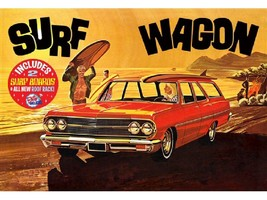 AMT 1:25 Scale 1965 Chevy Chevelle 'Surf Wagon' - 1131 - $33.40