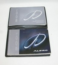 2000 Oldsmobile Alero Factory Original Owners Manual Book Portfolio #1 - $17.77
