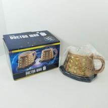 Doctor Who DALEK Base Molded Ceramic Cup Mug  - $28.05
