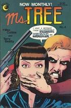 (CB-10) 1983 Eclipse Comic Book: Ms Tree #4 - $2.00