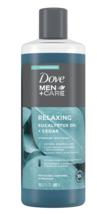 Dove Men+Care Body Wash, Eucalyptus Oil & Cedar, 18 Fl. Oz. - $12.95