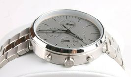 Vince Camuto VC/1098GYSV Men's Multi-Function Gray Dial Stainless Steel Watch image 4