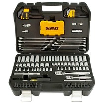 DeWalt - DWMT73802 -1/4 in. x 3/8 in. Drive Chrome Mechanics Tool Set -1... - €90,24 EUR