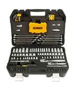 DeWalt - DWMT73802 -1/4 in. x 3/8 in. Drive Chrome Mechanics Tool Set -1... - $98.95