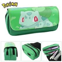 Pokemon Game Theme Pencil Case Pen Bag Bulbasaur - $19.99