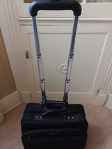 Samsonite Black Mobil Office Rolling Travel Laptop Case image 10