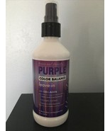 Luxureal Beauty Purple Color Balance Leave-in with Collagen, 8 fl oz New - $17.95